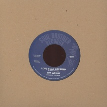 "Rita Wright - Touch Me Take Me/ Love Is All You Need [7""]"