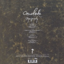 Osunlade - Pyrography (2LP + in 32 page hard-back art book) [2LP]