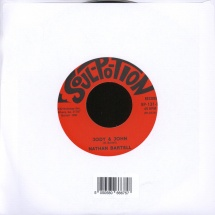 """Nathan Bartell - Top Going Down Bottom Going Up [7""""]"""