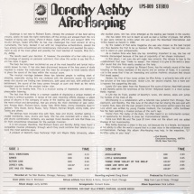 Dorothy Ashby - Afro-Harping [LP]