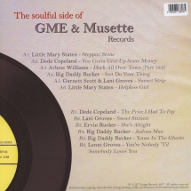 VA - The Soulful Side Of GME & Musette Records [LP]