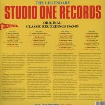 VA - The Legendary Studio One Records - Original Classic Recordings 1963-80 [2LP]