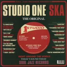 VA - Studio One Ska [2LP]