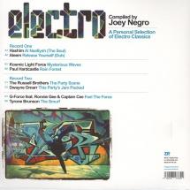 Joey Negro - pres. Electro [2LP]