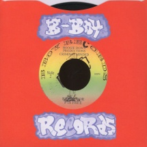 "Boogie Down Productions - The Bridge Is Over/ Remix For P Is Free [7""]"
