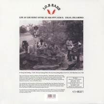 J.O.B. Band - Live At The Point After [LP]