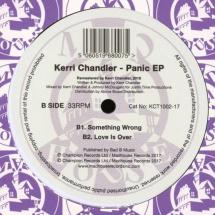 "Kerri Chandler - Panic EP [12""]"