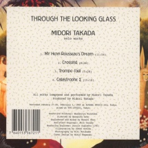 Midori Takada - Through The Looking Glass [CD]