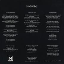 """No More - Suicide Commando (Green Vinyl Edition) [12""""]"""