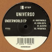 """Universo (Kixnare) - Underworld EP [12""""]"""