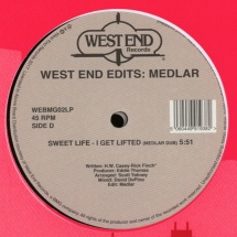 VA - West End Edits: Medlar [2LP]