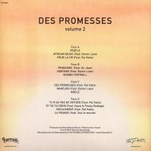Voilaaa - Des Promesses [2LP]