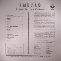 Tenorio Jr. - Embalo [LP]