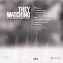 John Robinson & AG of D.I.T.C. - They Watching EP [LP]