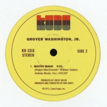"Idris Muhammad/ Grover Washington Jr. - Could Heaven Ever Be Like This/ Mister Magic [12""]"
