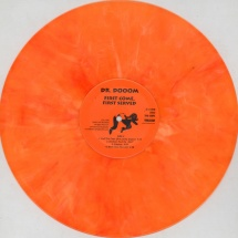 Dr. Dooom - First Come, First Served (Colored Vinyl Edition) [2LP]