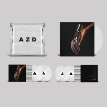 Actress - AZD (Clear Vinyl Deluxe Edition) [2LP]