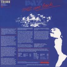 Paz - Paz Are Back [LP]