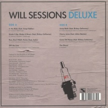Will Sessions - Deluxe [LP]