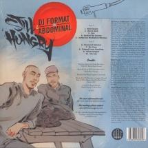 DJ Format & Abdominal - Still Hungry [LP]
