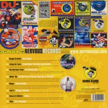 VA - Deja Vu Those Nervous Tracks 1991-2003 [2LP]