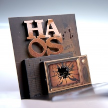 O.S.T.R. - HAOS  [CD]