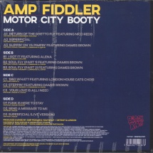 Amp Fiddler - Motor City Booty [2LP]