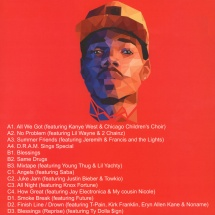 Chance The Rapper - Coloring Book (Colored Vinyl Edition) [2LP]