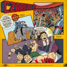 Czarface (Inspectah Deck & 7L & Esoteric) - First Weapon Drawn: A Narrated Adventure [LP]