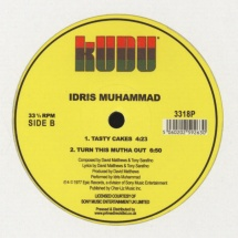Idris Muhammad - Could Heaven Ever Be Like This/ Tasty Cake/ Turn This Mutha Out