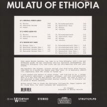 Mulatu Astatke - Mulatu Of Ethiopia (Limited Deluxe Version) [3LP]