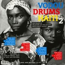 VA - Vodou Drums In Haiti Vol.2 [2LP]