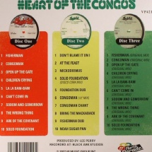 The Congos - Heart Of The Congos (40th Anniversary Edition) [3CD]