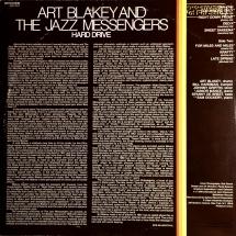 Art Blakey - Hard Drive [LP]