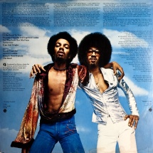 The Brothers Johnson - Look Out For #1 [LP]