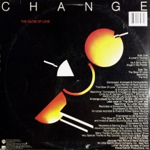 Change - The Glow Of Love [LP]