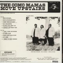 The Como Mamas - Move Upstairs [LP]