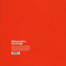 Metamatics - Neo Ouija (Clear Vinyl Edition) [LP]