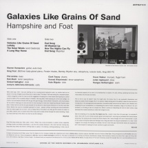 Hampshire & Foat - Galaxies Like Grains Of Sand [LP]