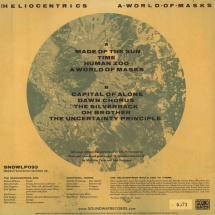 The Heliocentrics - A World Of Masks (Gold Vinyl Edition) [LP]