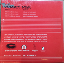 "Planet Asia - Callin The Shots/ Speak The Truth [12""]"