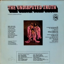 The Undisputed Truth - Face To Face With The Truth [LP]