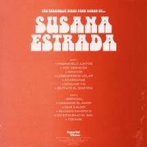 Susana Estrada - The Sexadelic Disco-Funk Sound Of Susana Estrada [LP]