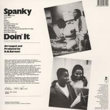 Spanky Wilson - Doin