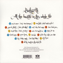 Brother Ali - All The Beauty In This Whole Life [2LP]