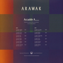Arawak - Accadde A... [LP]