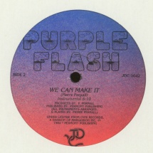 "Purple Flash - We Can Make It [12""]"