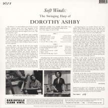 Dorothy Ashby - Soft Winds: The Swinging Harp Of Dorothy Ashby [LP]