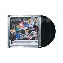 """Płyty z kodem czasowym - Serato Performance Series - DJ Jazzy Jeff (para) [2x12""""]"""