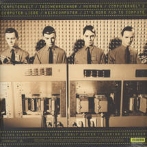 Kraftwerk - Computer World (Remastered Edition) [LP]